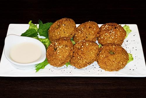 Boulettes falafel