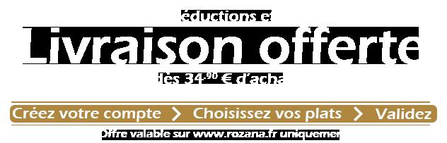 Livraison offerte site web 2